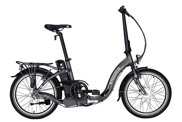pegasus d3e 360 wh e bike faltrad 20 zoll powered by dahon 3 gang grau. Black Bedroom Furniture Sets. Home Design Ideas