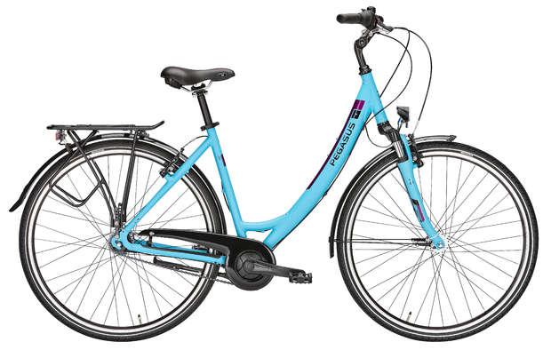 pegasus piazza 28 zoll fahrrad damenrad shimano 7 gang. Black Bedroom Furniture Sets. Home Design Ideas